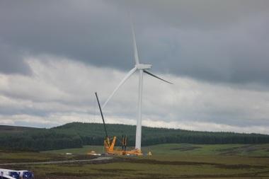 Ray wind farm (Vattenfall image)