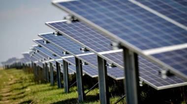UK solar array