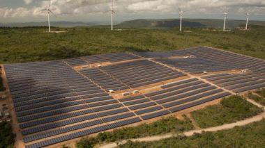 Enel solar farm in Brazil (Ciclovio image)