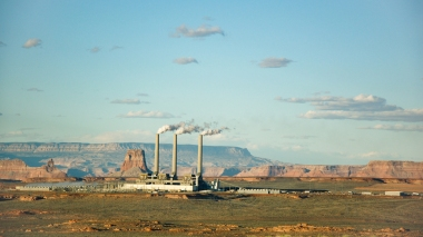 Navajo Generating Station (Shutterstock image)