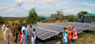 Many developing nations have proactive energy policies.