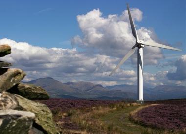 Kirkby Moor wind farm in Cumbria (Innogy UK Renewables)