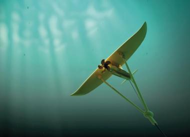Deep Green tidal kite (Minesto image)