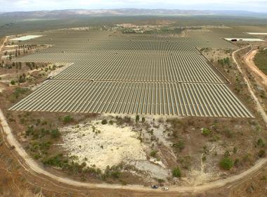 Kidston solar farm in Australia