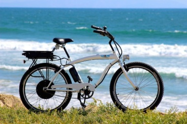 Wave e-bike (Image of Wave Electric Bike)