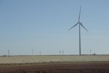 GE Renewable Energy 2-MW wind turbine