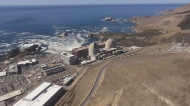 Diablo Canyon Nuclear Power Plant (file photo)