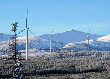 Meikle wind farm (Pattern Energy image)