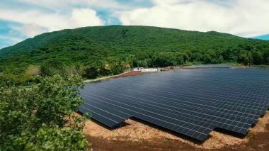 Solar power in American Samoa