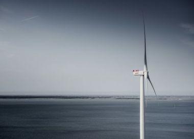Vestas V164 wind turbine (image: MHI Vestas)
