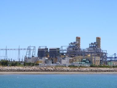 Pelican Point Power Station (Wikipedia)