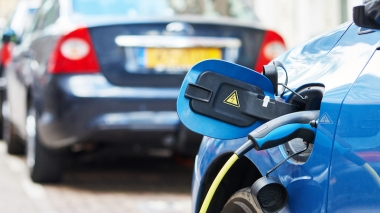 Charging an EV (Photo: Deposit Photos)