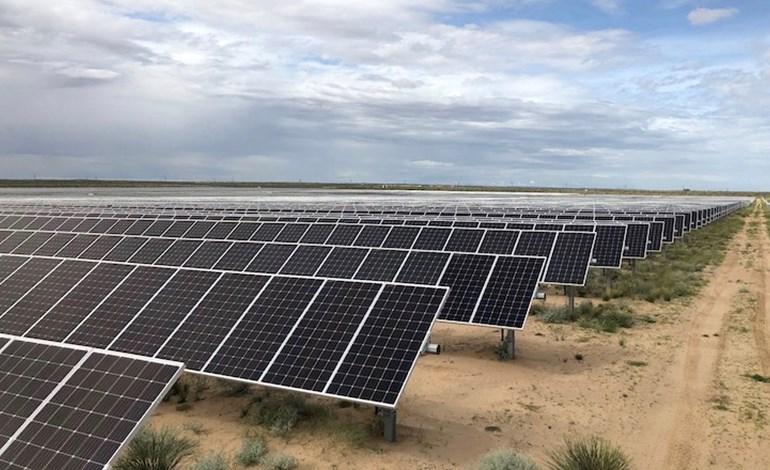 Solar array (RWE image)